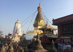 Nepal  Buddhist Cercuit Tour