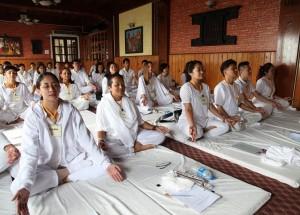 Yoga Tour