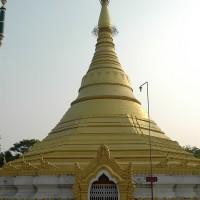 Lumbini Burmese Temple